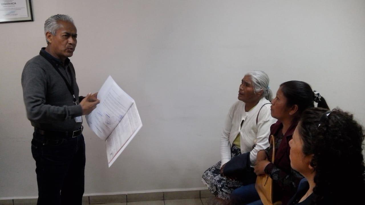 Brinda Toluca 2 mil asesorías en materia de regularización de la tierra