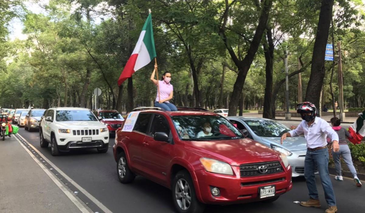 Exigen la renuncia de AMLO en 70 ciudades con manifestaciones