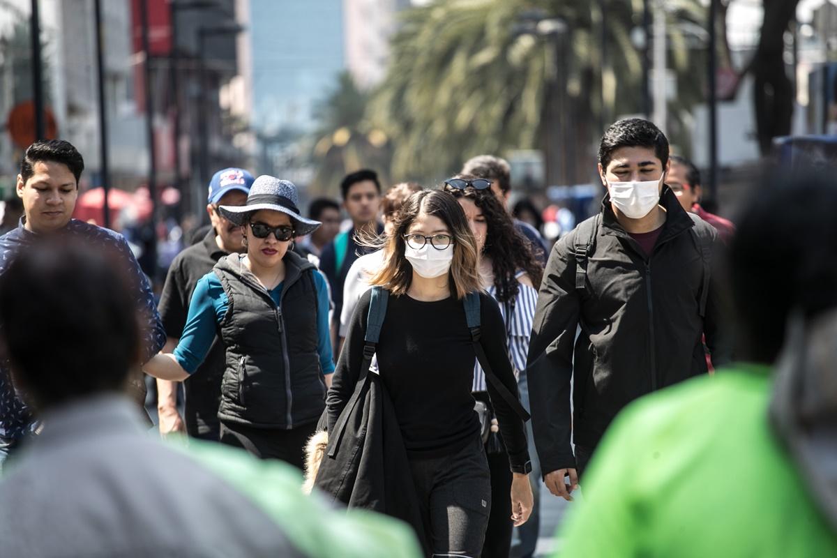 Suman 72 mil 803 muertes por COVID-19 en México