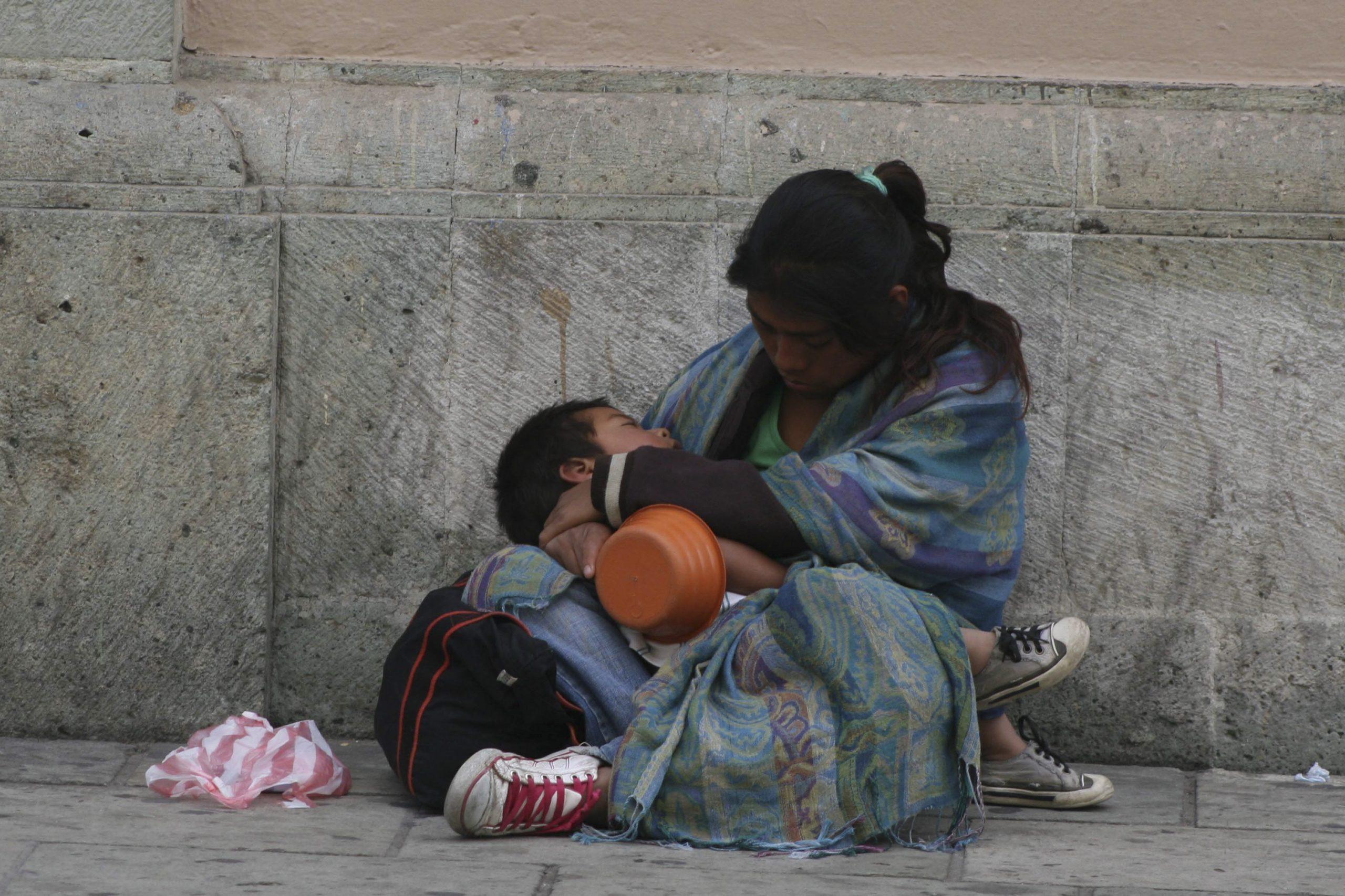 México llegará al 49.5% de población en pobreza para el 2020 : Cepal