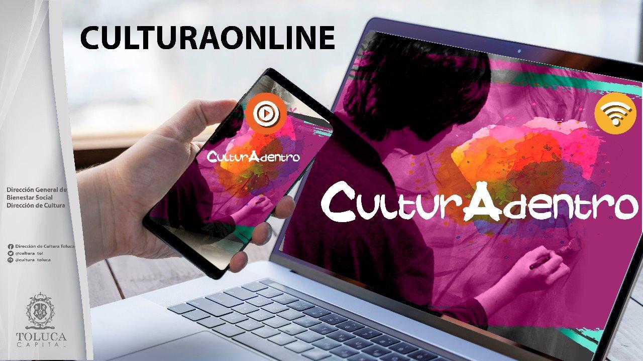 #CulturAdentro Presentan a la poeta y promotora cultural Chary Gumeta, desde Chiapas
