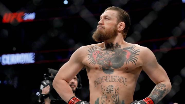Conor McGregor se retira de la UFC por tercera vez en cuatro años
