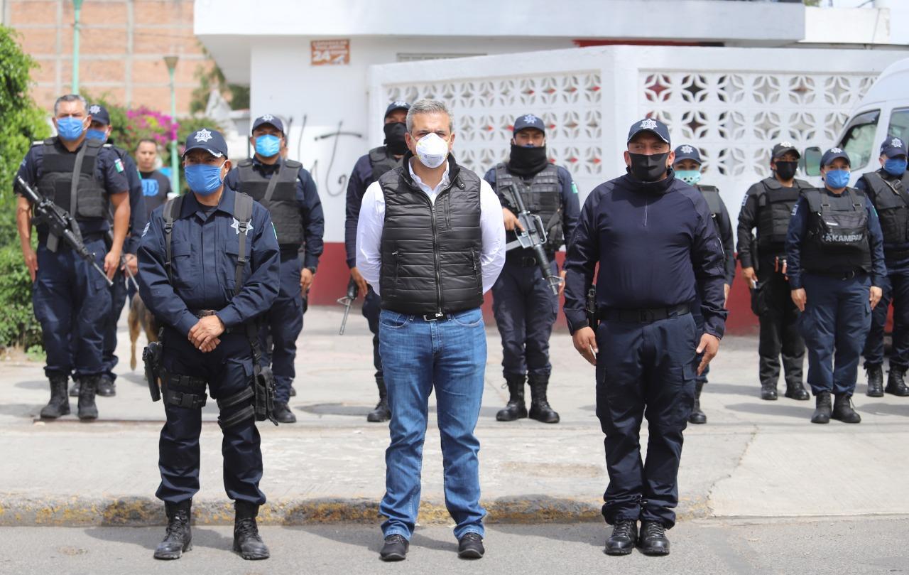 Ecatepec reporta disminución de 41% en robo a transporte público y 18% en robo de autos