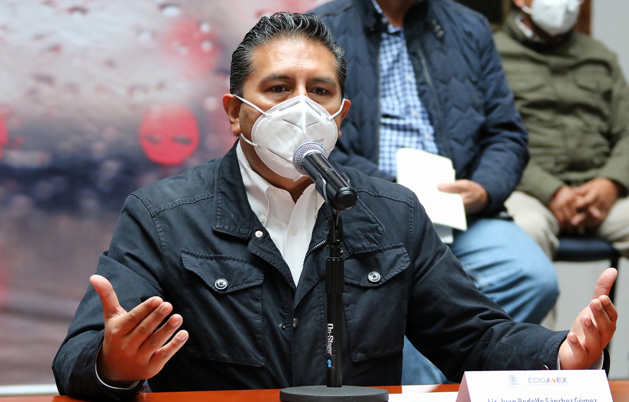 Concluyen trabajos de la bóveda del Río Verdiguel en Toluca