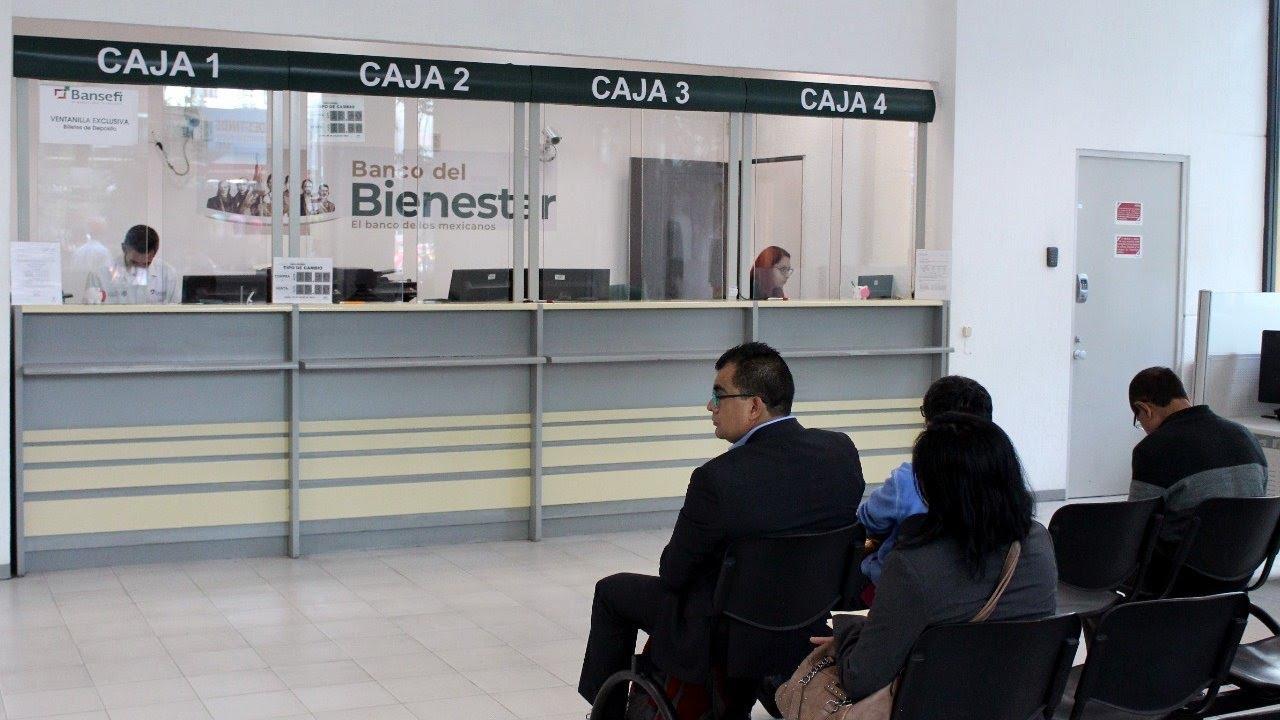 Asaltan Banco del Bienestar, se roban más de 3 millones de pesos