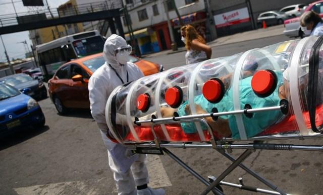 Más de 5.7 millones de contagiados de COVID-19 podría haber en México: especialista