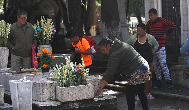 Disminuyen 50% fallecimientos por Covid-19 en Ecatepec; autoridades toman medidas para evitar saturación de panteones