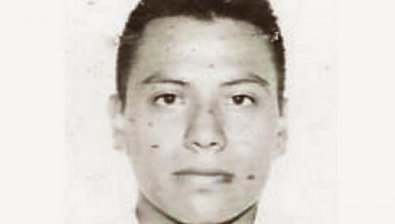Fiscalía identifica restos de un normalista de Ayotzinapa