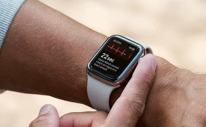 Apple Watch podrían detectar coronavirus