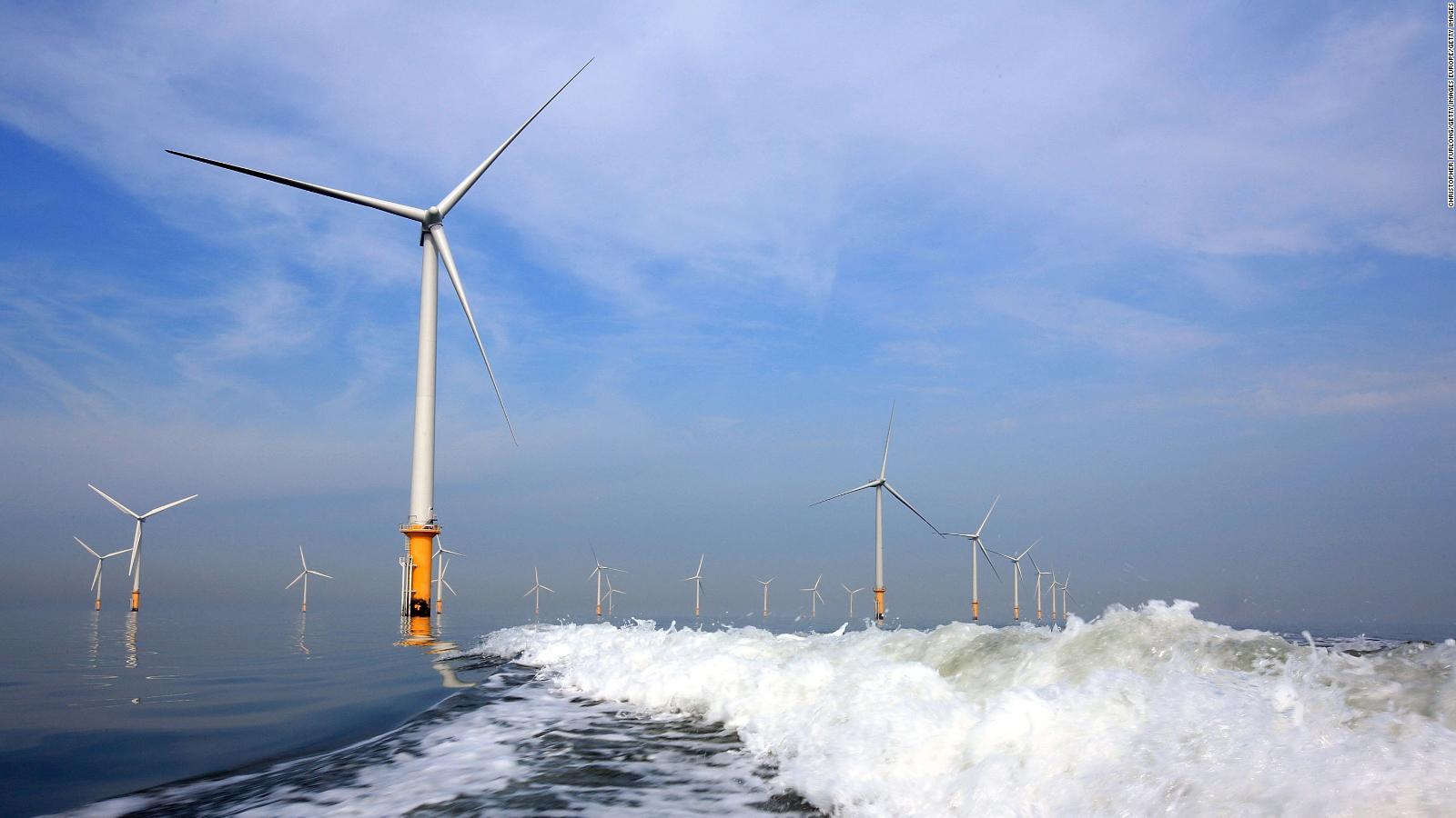 ¿Cuál es el mayor parque eólico marino del mundo?