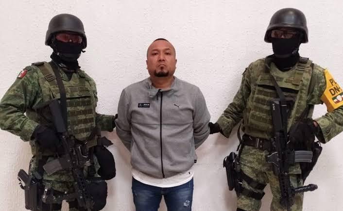 """""""El Marro"""" fue vinculado a proceso por delincuencia organizada"""