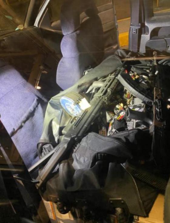 Decomisa Aduanas 24 mil cartuchos útiles provenientes de Estados Unidos en la aduana de Nogales, Sonora