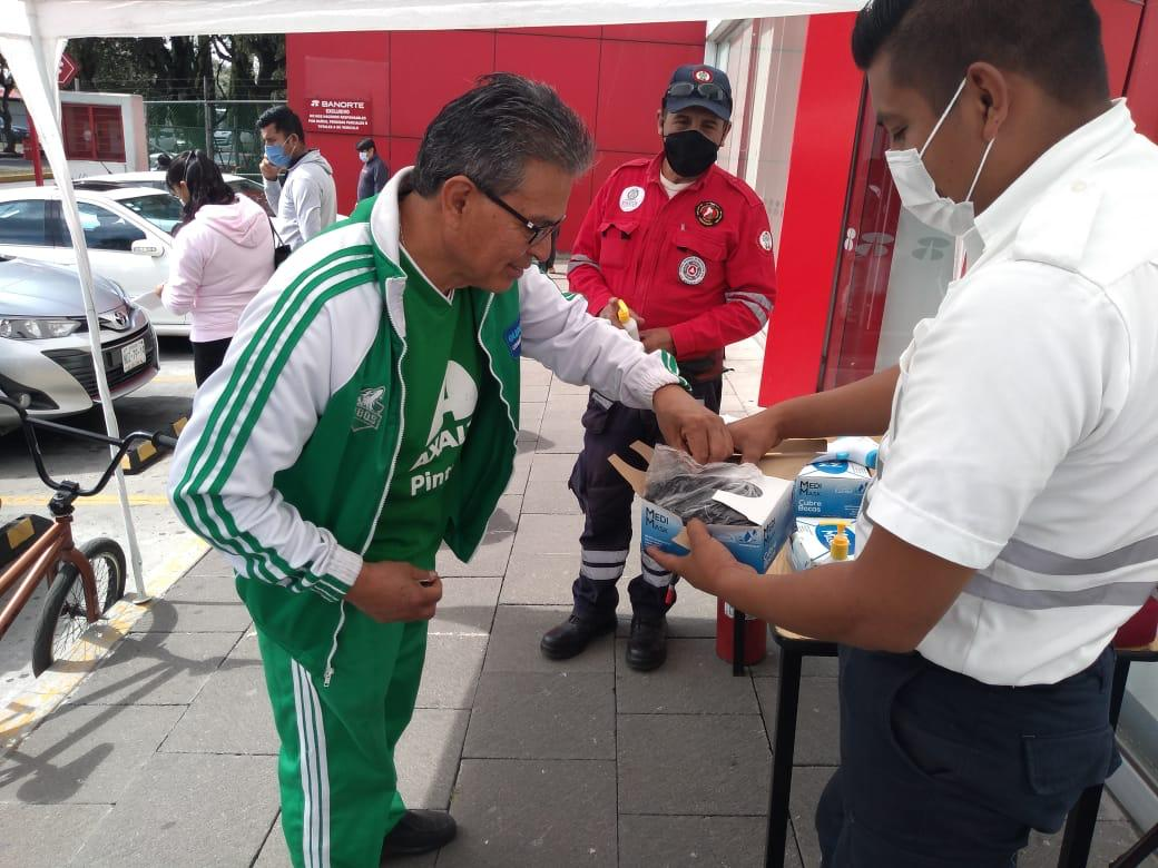 En Toluca, recuperación económica gradual y en orden con la participación responsable de la población