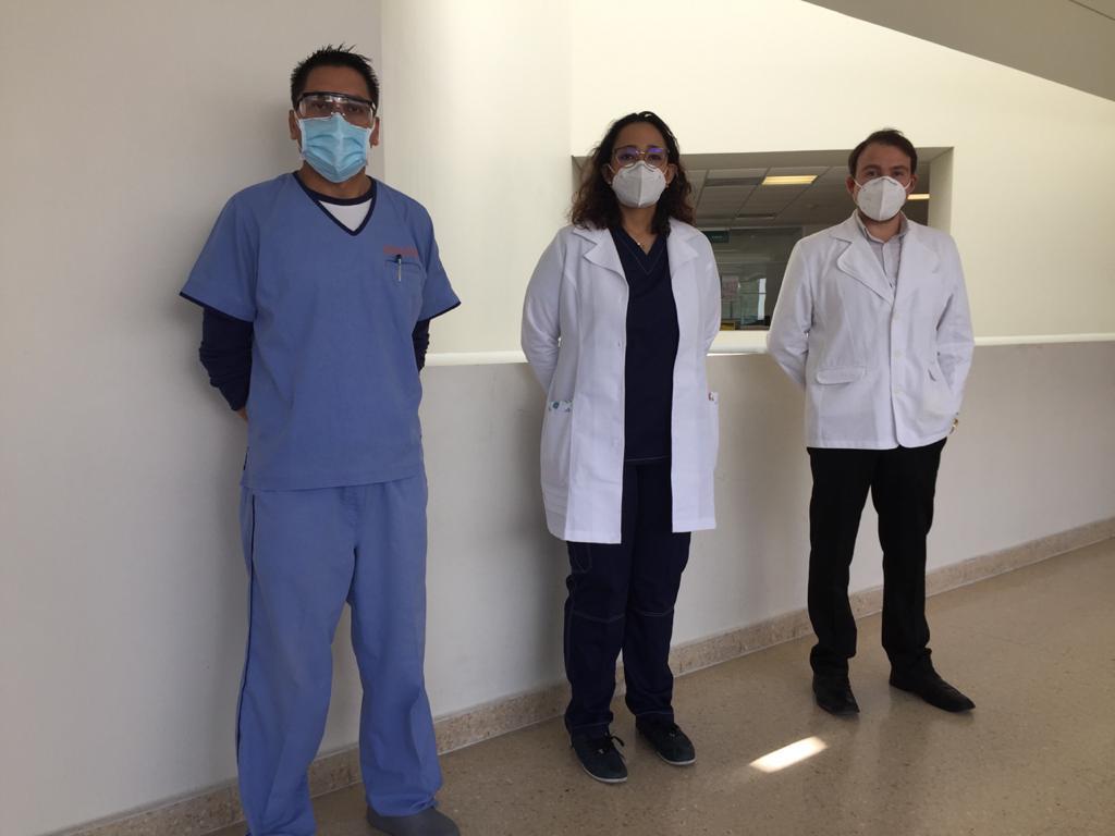 Enfermero del IMSS vence al Covid-19 gracias a la atención oportuna en el HGR No. 251