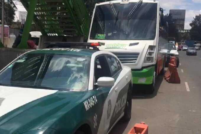 Por resistirse a un robo en un camión y dos mujeres fueron baleadas en Iztapalapa