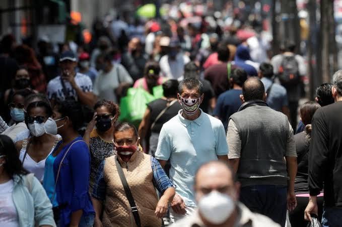 Supera México los 60 mil 480 muertos por COVID-19