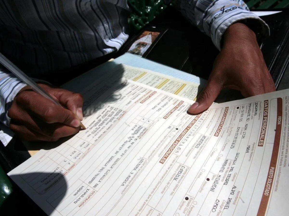 Puestos de trabajo afiliados al Instituto Mexicano del Seguro Social