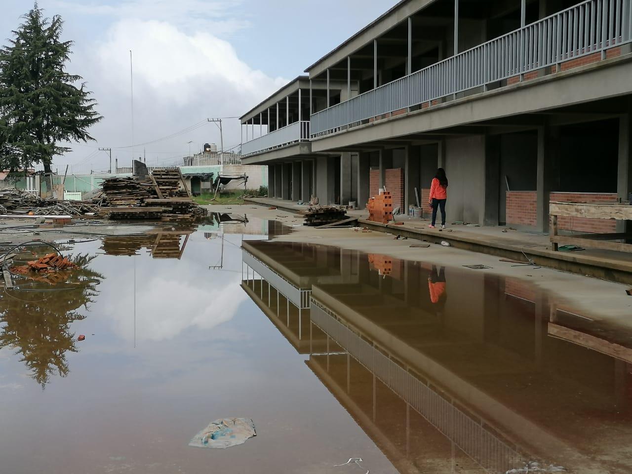 Aún en reconstrucción 150 escuelas afectadas por el sismo 19/SEP17 en Edomex