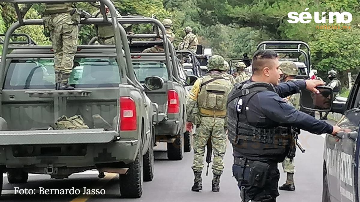 Asesinan a 3 policías estatales en la Tenango-Ixtapan de la Sal
