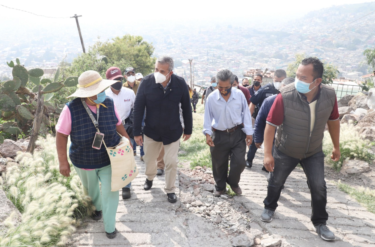 Gobierno de Ecatepec llevará agua a colonias de la Sierra de Guadalupe por primera vez en 32 años
