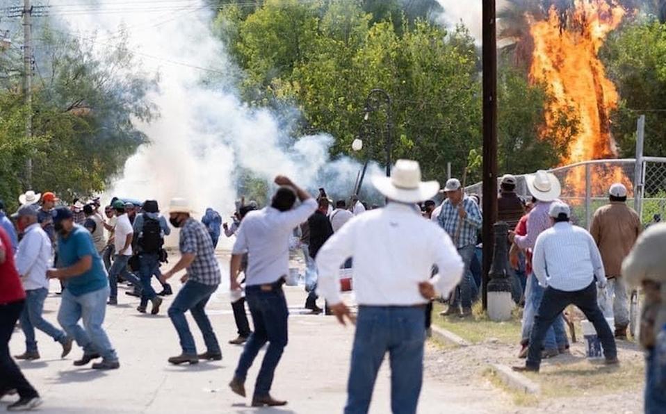 Gobierno congela cuentas de políticos implicados en toma de presa 'La Boquilla' en Chihuahua