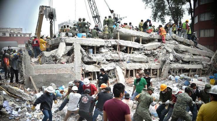Identifican relación entre terremotos de 2017 y sismos lentos