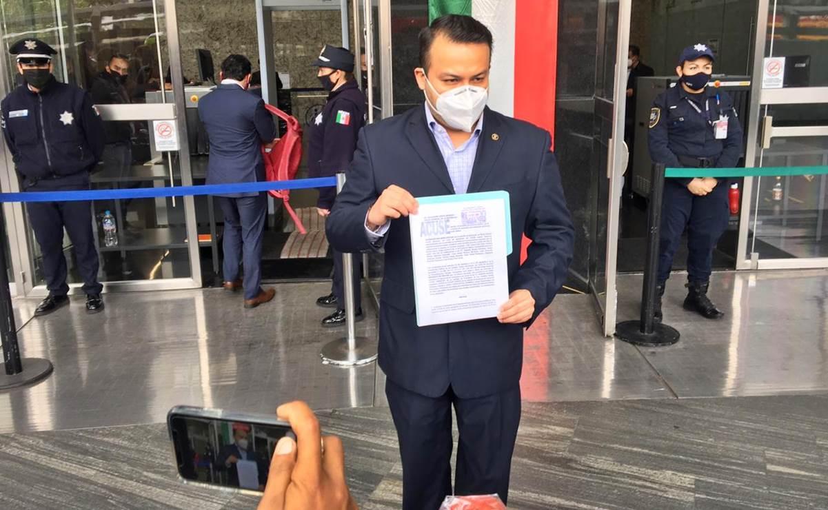 El PAN denuncia a López Obrador y López-Gatell por manejo de pandemia