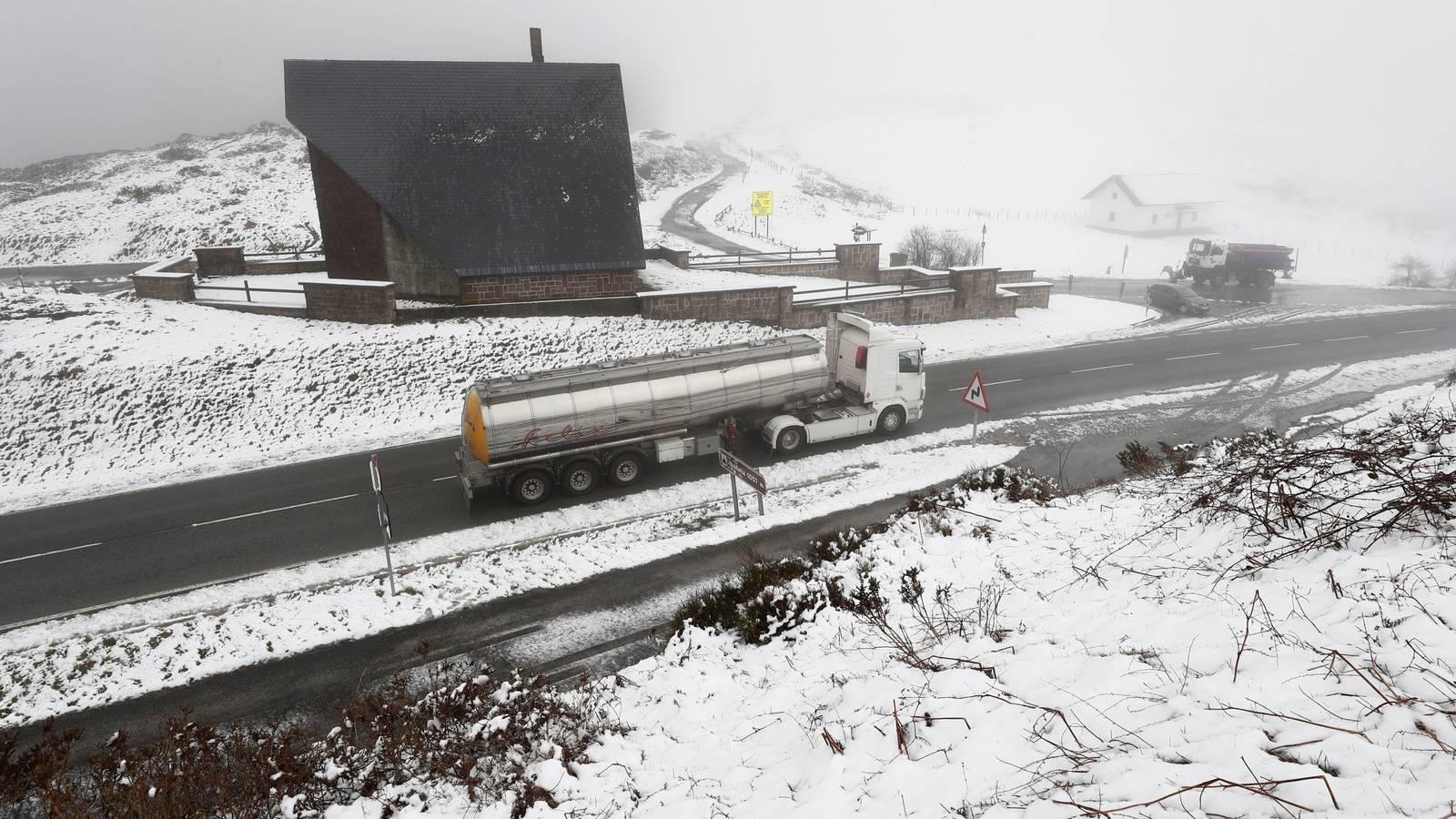 Documentan récord de frío de -69.6 grados en Groenlandia