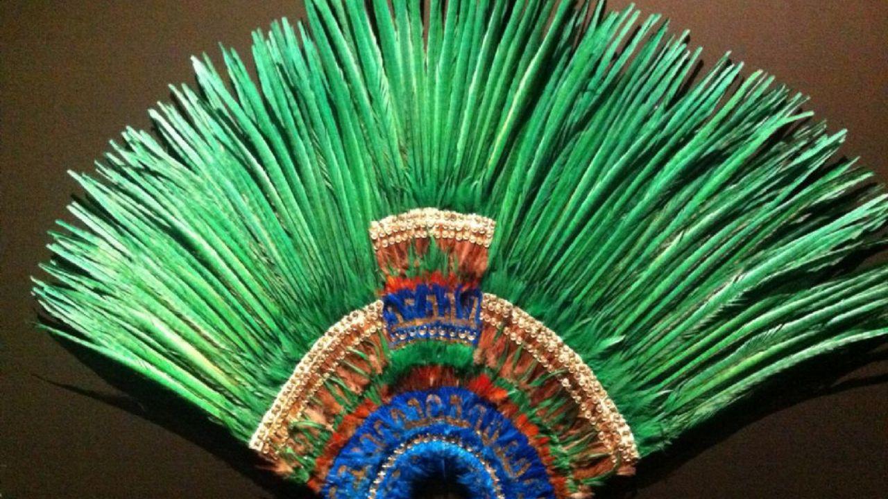 El Penacho de Moctezuma es de México: AMLO