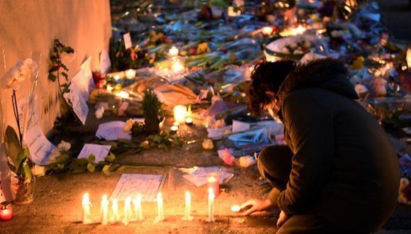 Nueve son detenidos por decapitación de profesor en París