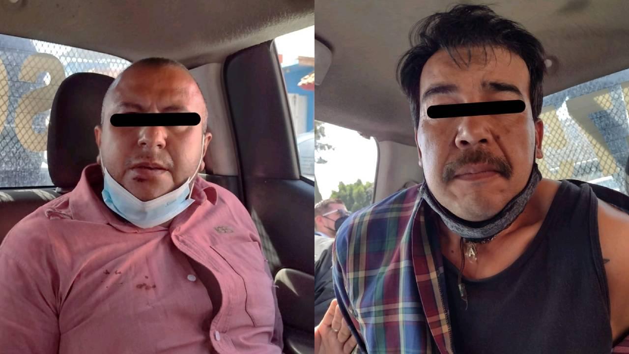 Policías de Ecatepec detienen a 2 empleados de gasolinera acusados de violación
