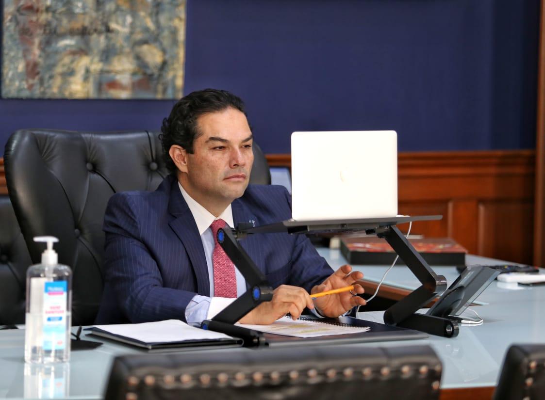 Mi compromiso es trabajar de la mano con los empresarios para generar empleos: Enrique Vargas del Villar