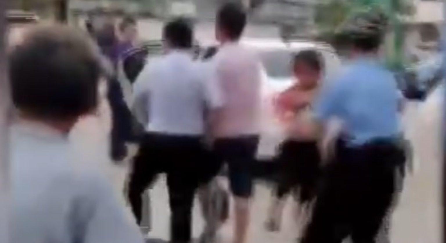 Dos muertos y 16 heridos tras ataque en un jardín de niños de China