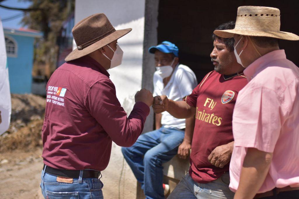 Derecho a la salud será una realidad en Zinacantepec con Marco Reyes
