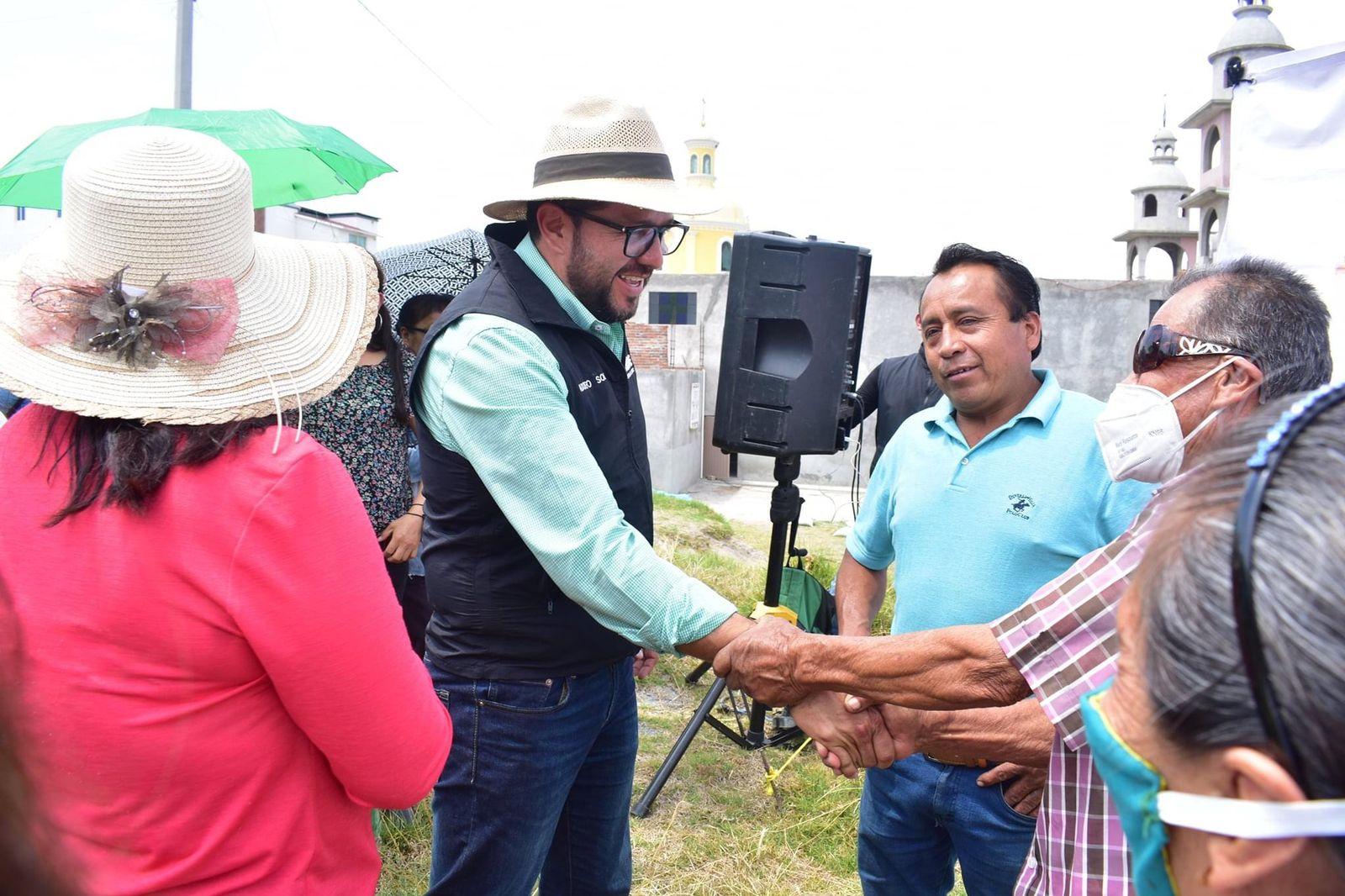 El mercado de la pirotecnia y alfarería será una realidad en Almoloya de Juárez