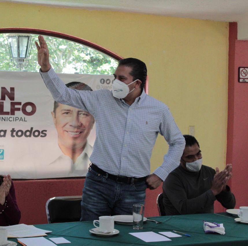 Toluca tendrá la primera estación de bomberos forestales de México: JRSG