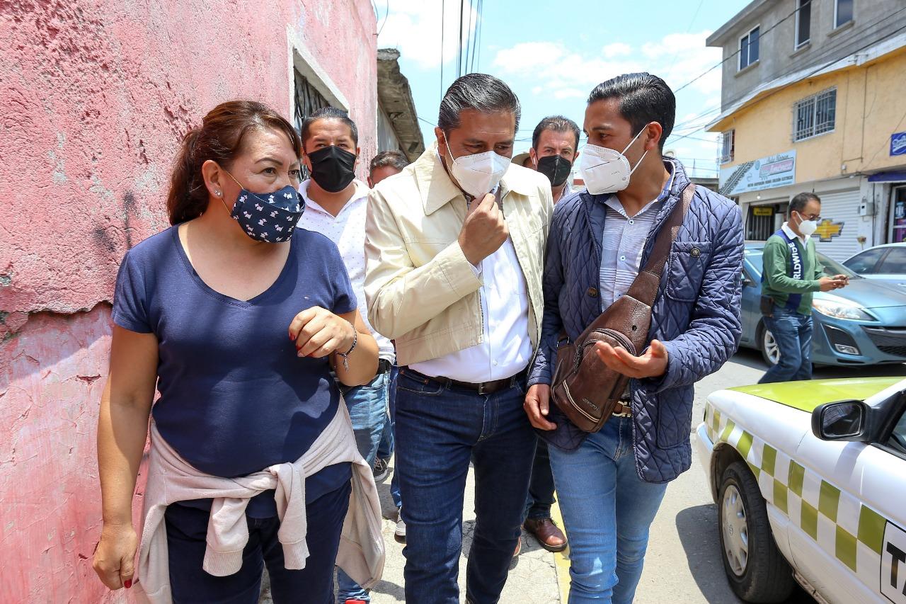 """""""Vamos por el segundo tiempo para continuar con la recuperación de Toluca"""": Juan Rodolfo Sánchez"""