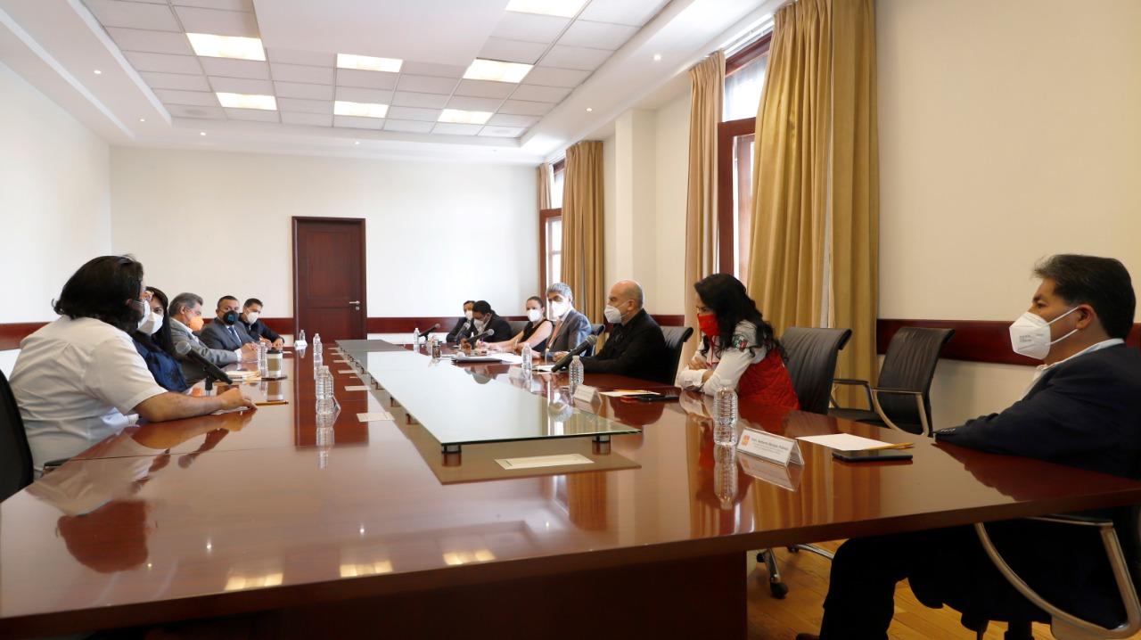 Promueven acuerdo de civilidad y respeto para campañas políticas en el Edoméx