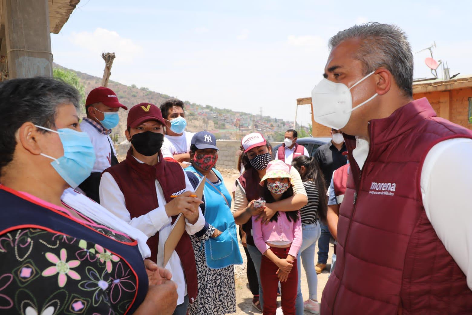 Ecatepec se convertirá en el municipio más vigilado del país: Fernando Vilchis