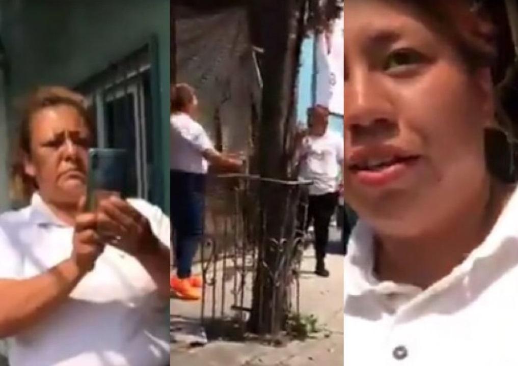 Simpatizantes de MC golpean a activista embarazada de Morena; pierde a su bebé