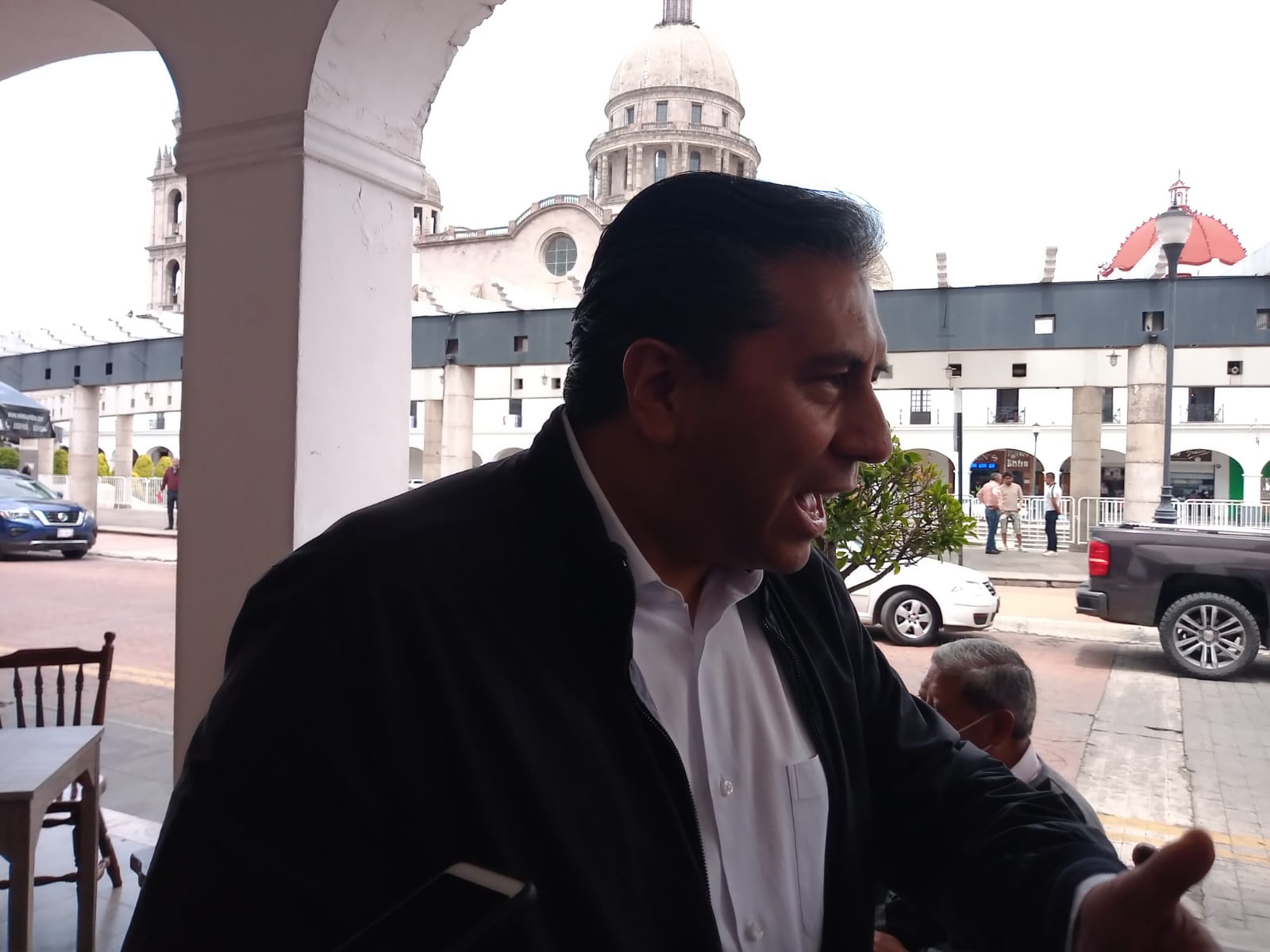 "Encuesta Massive Caller es ""Propanista"", asegura Juan Rodolfo Sánchez"