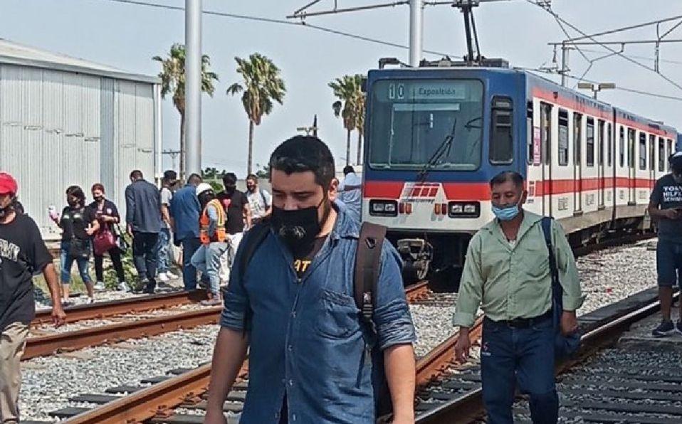 ¡Pánico en Monterrey! Tras descarrilamiento de Metro