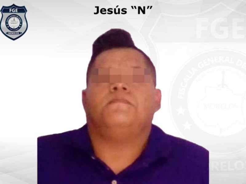 ¡Atroz! Cae 'El Chuy' sujeto acusado de violar a bebé de 2 años