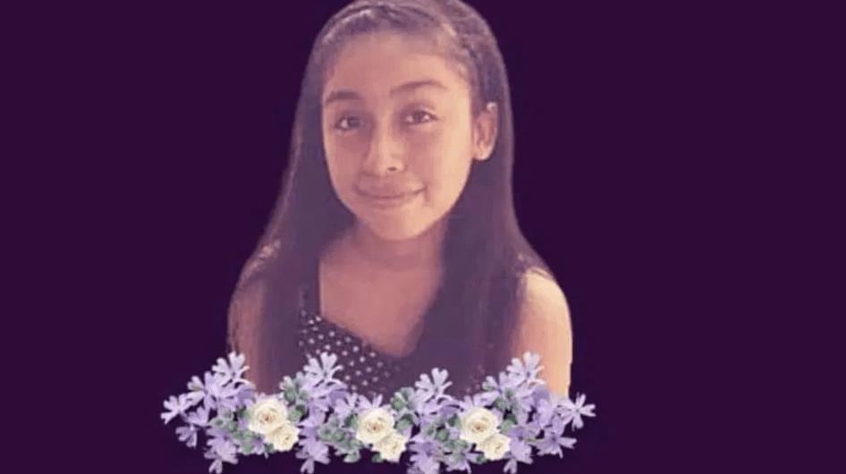 ¡Terrible! Menor es asesinada mientras hacia  la tarea en su casa