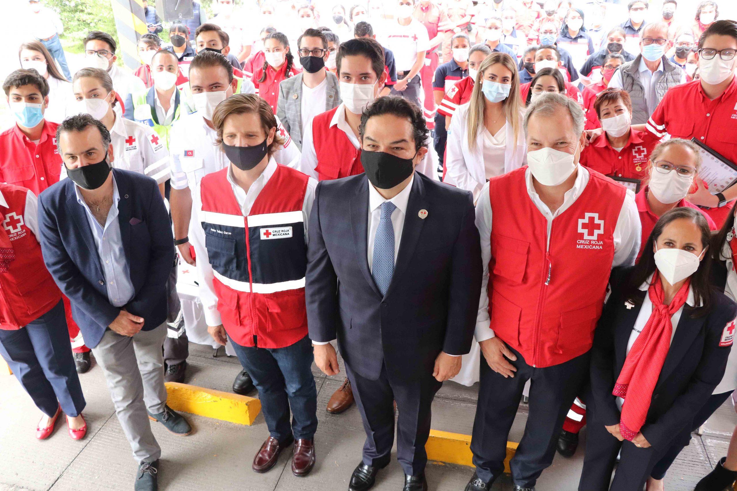 En Huixquilucan se celebra el día del socorrista