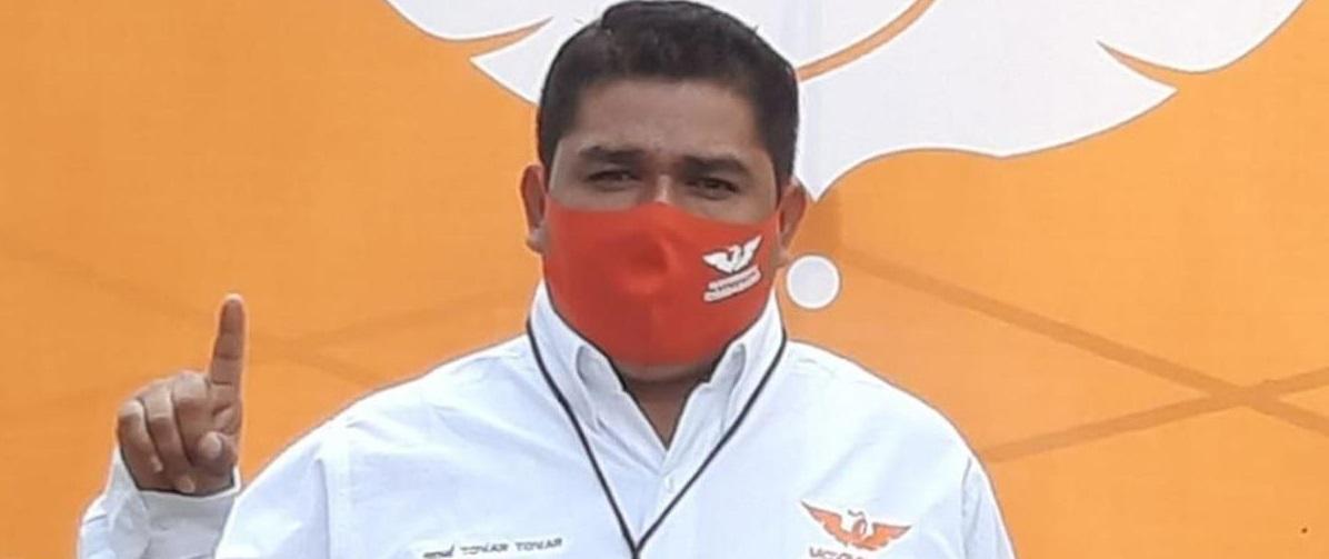 Asesinan a candidato de Movimiento Ciudadano por la alcaldía de Corazones de Herrera, Veracruz