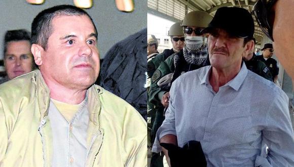 """""""El Chapo"""" Guzmán se reúne con con agentes de la DEA para traicionar a su compadre el """"Güero"""" Palma"""