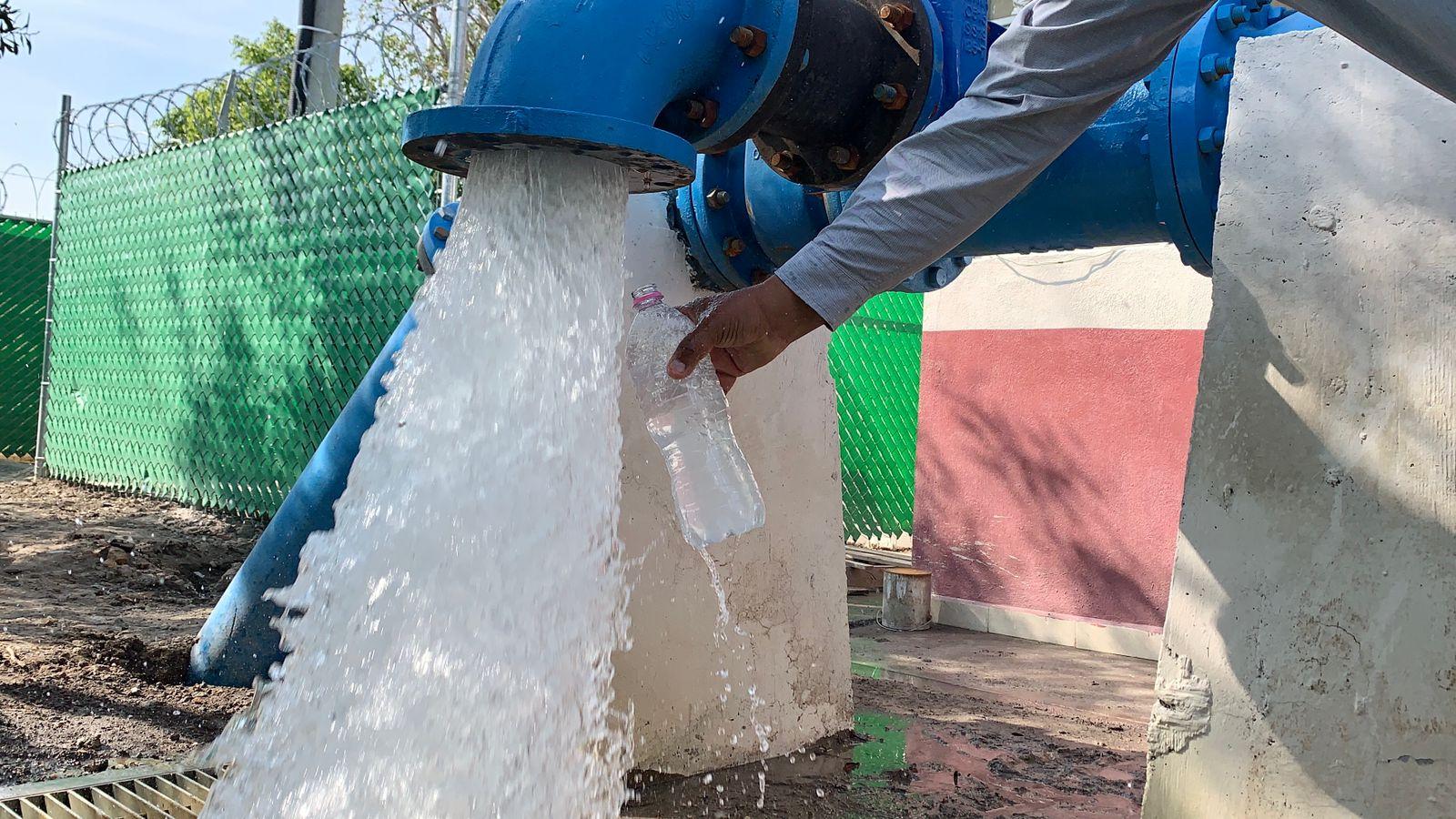 Gobierno de Ecatepec perfora 5 pozos para llevar agua a la Quinta Zona por primera vez en 35 años