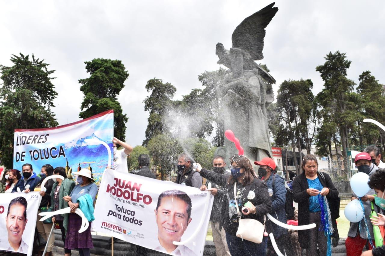 Contundente e inobjetable triunfo de Juan Rodolfo: Líderes de Toluca