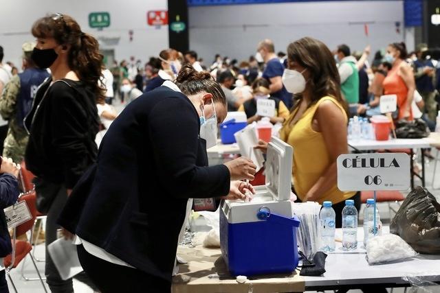 Se acerca Jornada de Vacunación para personas de 40 a 49 años en Toluca